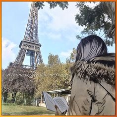 Hoy desde #Paris #GenteLeyendo y disfrutando de esta ciudad tan mágica y espectacular. Je t'aime   #BuenosLibros #ChicaLeyendo #girl #girlreading #leyendo #leer #chica #torreeiffel #eiffeltower #libro #libros #book #books #bookstagram #picoftheday #picoftheweek #like #text #park #peoplereading