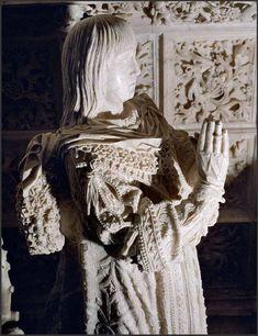 forma es vacío, vacío es forma: Gil de Siloé ( VII ) - sepulcro del infante…