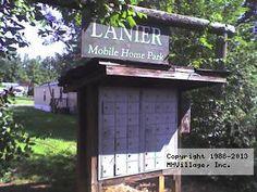 Lanier Mobile Home Community In Buford GA Via MHVillage