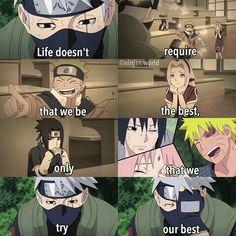 anime, cry, and kakashi image Anime Naruto, Naruto Facts, Naruto Comic, Naruto Sasuke Sakura, Naruto Shippuden Anime, Naruto And Sasuke, Itachi, Hinata, Gaara