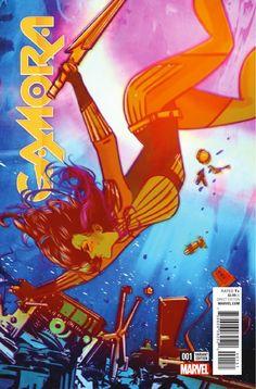 Preview: Gamora #1, Story: Nicole Perlman Art: Marco Checchetto Cover: Esad Ribic Publisher: Marvel Publication Date: December 7th, 2016 Price: $3.99    Be...,  #All-Comic #All-ComicPreviews #Comics #EsadRibic #Gamora #MarcoChecchetto #Marvel #NicolePerlman #previews