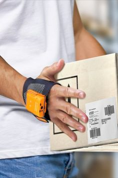 ProGloves are intelligent gloves that enable employees to work faster, safer, and more ergonomically and increase efficiency in the manufacturing & logistics industry. Enabling, Gloves, Hardware, Computer Hardware