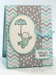Stampin' Up! Moon Baby