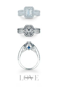 """""""This collection is classic yet adds the perfect amount of glamour to complete any look - on your wedding day and every day."""" - Vera Wang"""