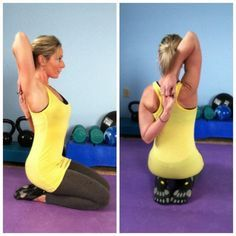 another pinner said>Exercises to combat poor posture and rounded shoulders. Perfect for the bad scoliosis i have in my shoulder area.