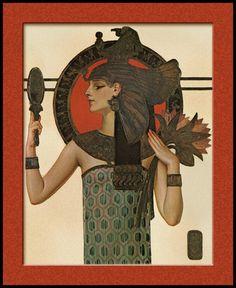 "J. C. Leyendecker ""Cleopatra"" | Flickr - Photo Sharing!"