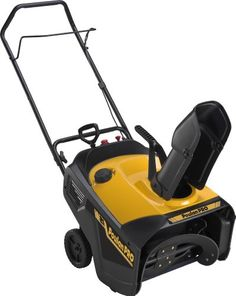 #Poulan Pro PR621ES 21-Inch 208cc LCT Gas Powered Single Stage Snow Thrower With Electric Start