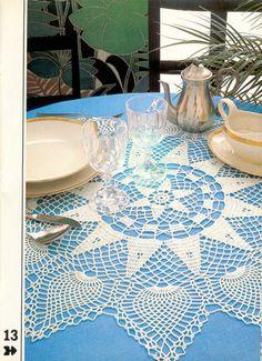 Carpetas - Flavia Luggren - Álbuns da web do Picasa... Super Star...free diagram and written pattern!