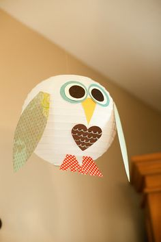 Precise is Nice: Owl birthday party - peach and chocolate brown color scheme. Lots of neat ideas