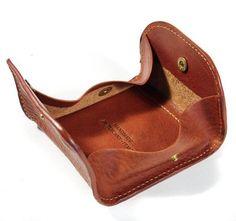 Carteras de cuero marrón de encaje por TuscanLeather en Etsy