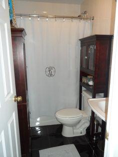 Big City, Small Bathroom « HOUSE of HARPER