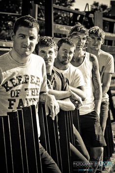 Parkway Drive...can't wait to see these guys again