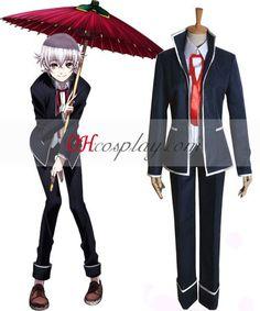 Anime Cosplay Style Miketsukami Soushi Halloween Stylish Costume