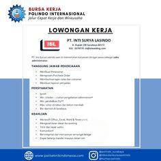 Lowongan Kerja Surabaya Juli 2020 PT Inti Surya Lasindo Surabaya, Chart