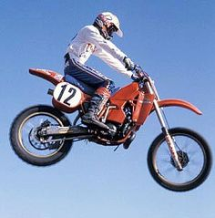 AMA Motorcycle Museum Hall of Fame | Bob Hannah
