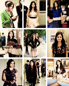 favourite pll outfits  ↳aria montgomery (season two) part 2/3