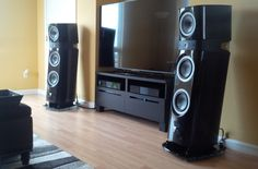 Focal Sopra No2 with Naim N272/250DR/NAC A5.