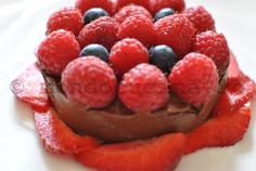 Tort ciocolata - Reteta culinara ilustrata pas cu pas