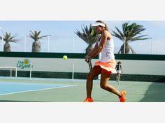 Tennis at Lanzarote #travel #sports #lanzarote #spain #clublasanta #tennis