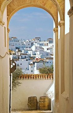 Andalusia #Spain #travel Pin it to my road trip