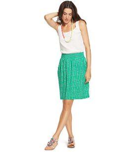 Summer Jersey Skirt WG603 Skirts at Boden