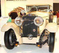 Hispano-Suiza, Paris Retro Mobile.