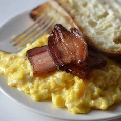 your scrambled eggs? These are what I call The Perfect Scrambled Eggs ...