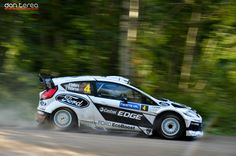 Petter Solberg/Chris Patterson placed 4th in the 2012 Neste Oil Rally Finland.