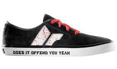 Pendleton Macbeth shoes-Studio Project