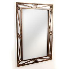 Art Exhibition D uVontz in H x in W Bathroom Mirror