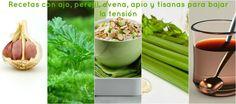 5 remedios naturales con plantas para bajar la tensión | Plantas