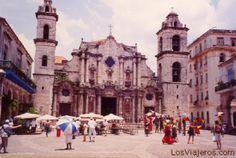 Catedral de La Habana -Cuba