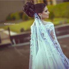 Kurdish bride Wedding Day Dresses, Sari, Victorian, Brides, Girls, Fashion, Engagement, Wedding, Weddings