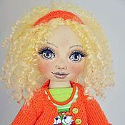 кукла текстильная , авторская работа