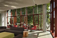 Gallery - West Campus Student Housing / Mahlum - 8