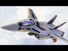 [I+F] Varitechs de Macross: VF-1 Valkyrie