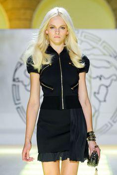 Versace S/S 2012 Milan