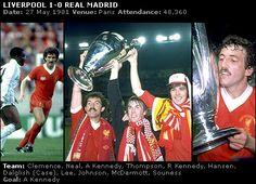 BBC SPORT   Football   My Club   Liverpool   Liverpool's famous five