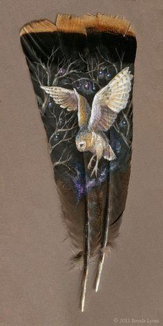 ALLPE Medio Ambiente Blog Medioambiente.org : Unas cuantas plumas pintadas con animales