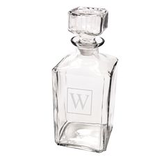 Personalized Decanter (Cathys Concepts 1193) | Buy at Wedding Favors Unlimited (http://www.weddingfavorsunlimited.com/personalized_decanter.html).