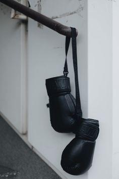 Alexander Wang x H&M boxing gloves