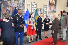 https://flic.kr/p/22e65td | 2018 New Year Reception Ceremony | The Commanding General's New Year's Reception hosted by Brig. Gen. Eric Sanchez offered warm fellowship among the White Sands Missile Range staff and friends in the local community. The event was held Jan. 6, 2018, at the Cox Range Control Center.  (U.S. Army Photos/Chuck Roberts)