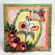 Remembering Penny O'dell: Beautiful cards and home décor ideas by a talented papercrafter | Blog Post