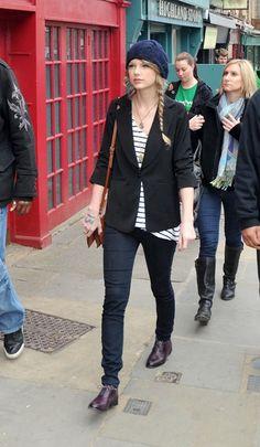 Taylor Swift: Lovely in London