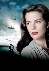 Are you gonna be a bad influence?  Kate Beckinsale  Nurse Lt. Evelyn Johnson  Pearl Harbor