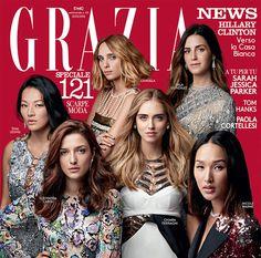 Grazia Itália Outubro 2016   Editoriais - Revistas de Moda