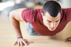 Try these workouts you can do at home.