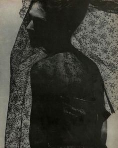 Saul Leiter for Harper's Bazaar, 1962