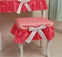 ltico sandalye takımları-- tabure seti kozmetik- sandalye örtüsü- piyano sandalye örtüsü pamuklu bez- bize(China (Mainland))