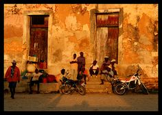 Lazy afternoon II - Ilha de Mocambique, Nampula
